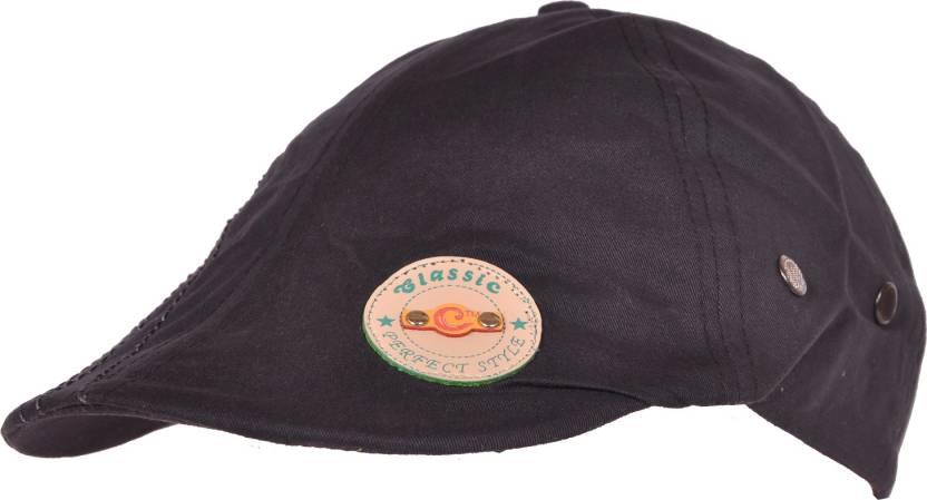 Kaarq Black Cotton Golf Men Women Cap - Buy Kaarq Black Cotton Golf Men Women  Cap Online at Best Prices in India  8ea1524aea