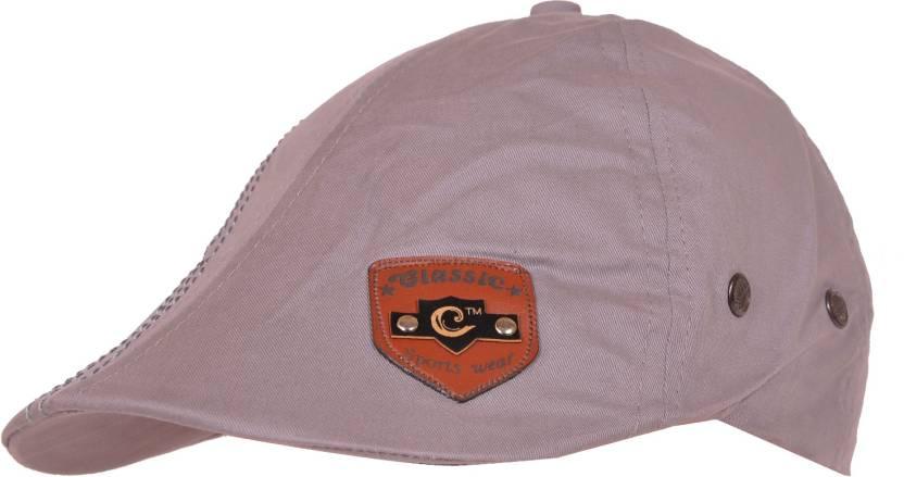 Kaarq Cotton Grey Golf Men Women Cap - Buy Kaarq Cotton Grey Golf ... 356ddc3ee6