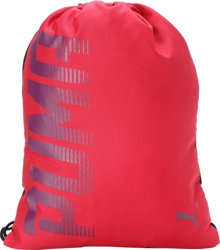 1ea7b790b158 Puma PUMA Pioneer Gym Sack Gym Bag Love Potion - Price in India ...