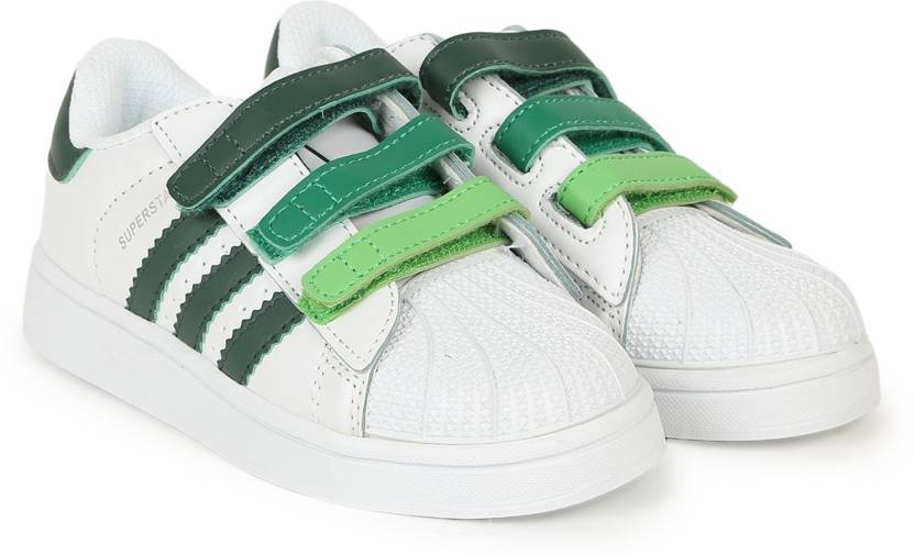 ADIDAS Boys   Girls Velcro Sneakers Price in India - Buy ADIDAS Boys ... 1651e7404