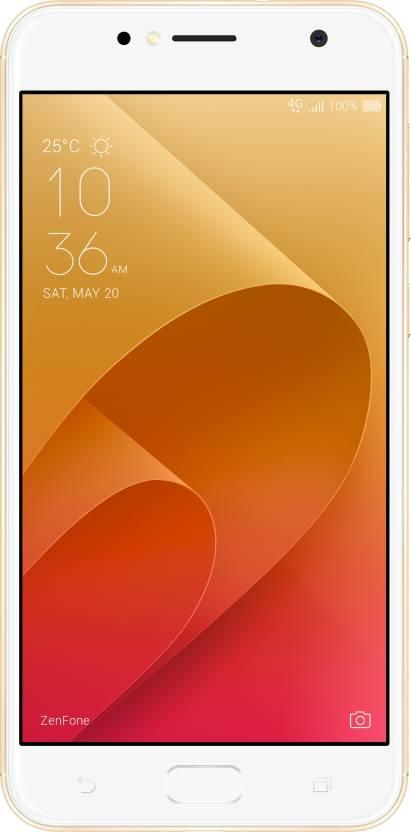 Asus Zenfone 4 Selfie (Gold, 32 GB)
