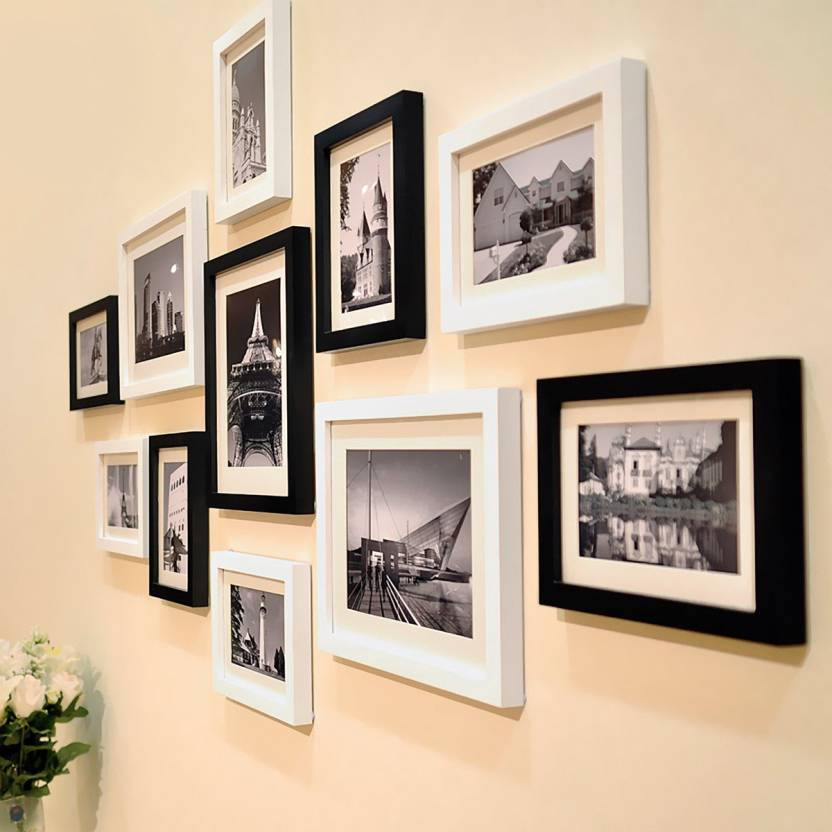 Wollwoll Wood Photo Frame Price In India Buy Wollwoll Wood Photo