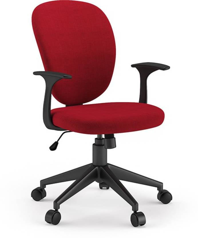 Urban Ladder Sarge Study Chair Fabric Study Arm Chair Price In India