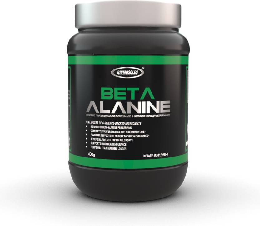 BIG MUSCLES Beta Alanine Nutrition Drink Price in India
