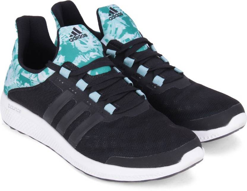ADIDAS CC SONIC Running Shoes For Women - Buy CBLACK CBLACK CLEGRN ... 0ca67be356c1