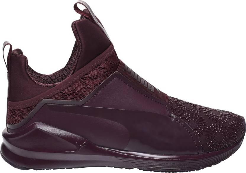 88206f59f1e Puma Fierce Krm Training   Gym Shoes For Women - Buy Winetasting-Red ...