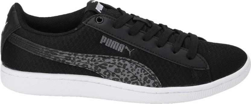 9960c69faa Puma Puma Vikky Leopard Casual Shoes For Women - Buy Puma Black ...