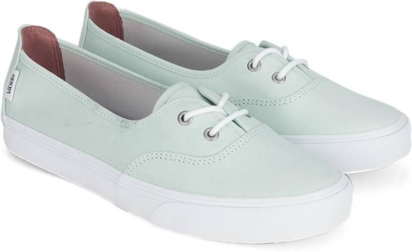 8f94039f83307b Vans SOLANA SF Canvas Shoes For Women - Buy Green Color Vans SOLANA ...
