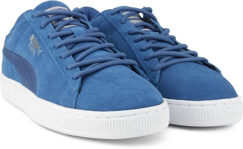 c76247e68804 Puma Suede Classic Mesh FS IDP Sneakers For Men - Buy puma royal ...