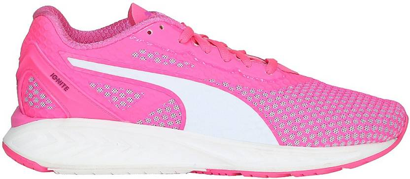 033ec05fb87274 Puma IGNITE 3 Wn s Running Shoes For Women - Buy KNOCKOUT PINK-ULTRA ...