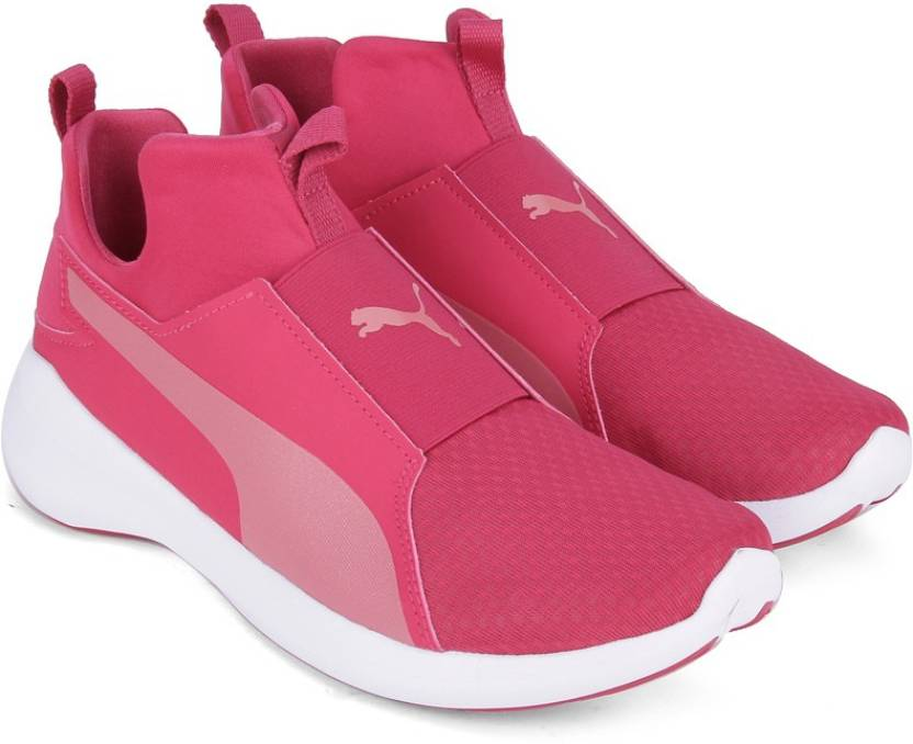 d7513651a414d3 Puma Puma Rebel Mid Wns Walking Shoes For Women - Buy Love Potion ...