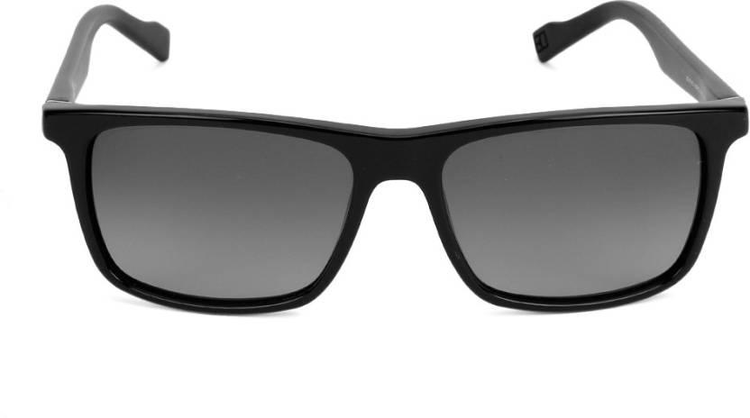 ea14895f0e Buy Boss Orange Retro Square Sunglasses Grey For Men Online   Best ...