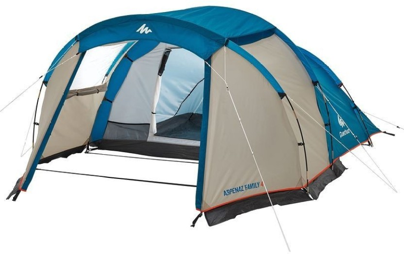 Quechua by Decathlon Arpenaz Tent - For 4  sc 1 st  Flipkart & Quechua by Decathlon Arpenaz Tent - For 4 - Buy Quechua by ...