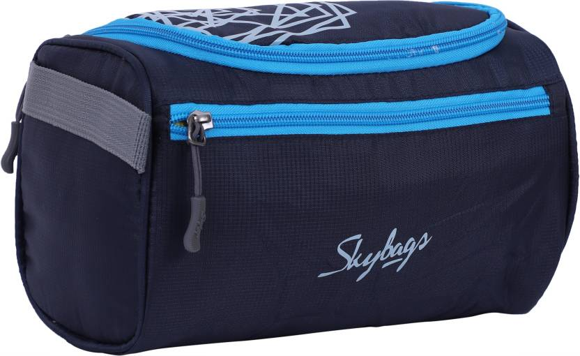 91a104550c Skybags Easy Travel Toiletry Kit Blue - Price in India