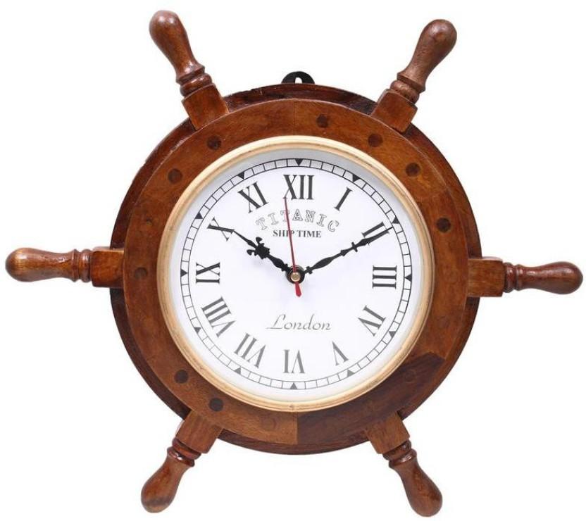 Craft Art India Analog Wall Clock Price in India Buy Craft Art