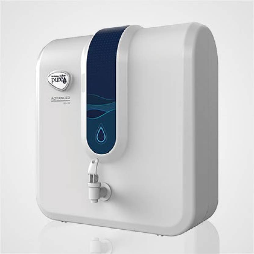 Pureit Advanced 5 L RO + UV Water Purifier (White)