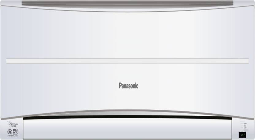 Panasonic 1.5 Ton 3 Star Split AC - White  (CS/CU-KC18SKY3ME, Aluminium Condenser)