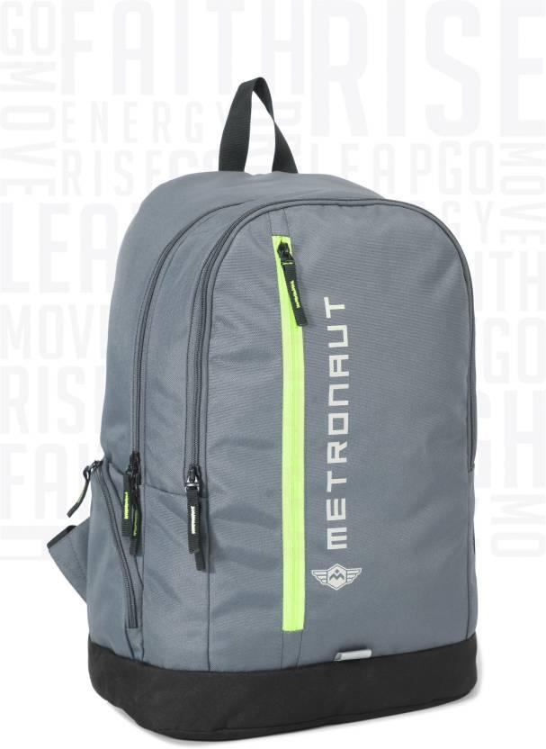 877f5c13be Metronaut Streak 16.2 L Backpack Grey