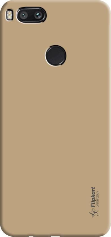 reputable site 7400a 5c046 Flipkart SmartBuy Back Cover for Mi A1