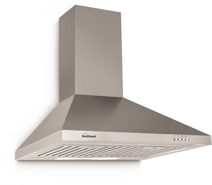 Sunflame FUSION 60 SS BF Wall Mounted Chimney