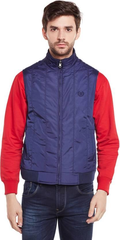 32aef331c05648 Duke Sleeveless Solid Men Jacket - Buy Duke Sleeveless Solid Men Jacket  Online at Best Prices in India