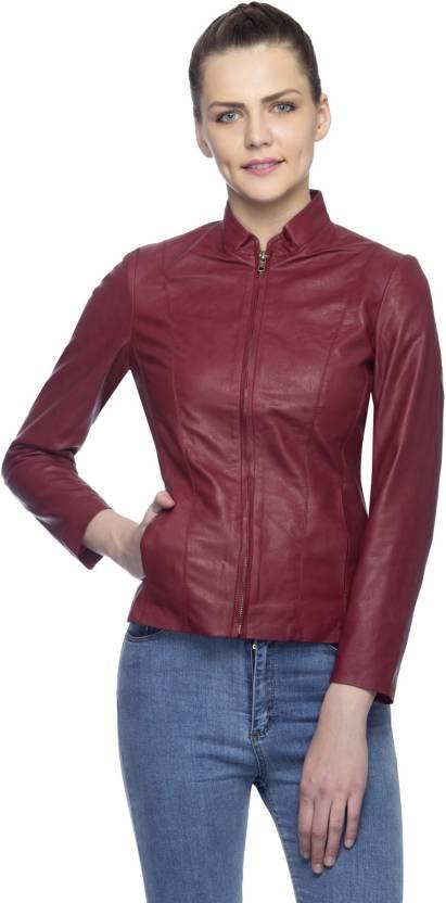 a4c35ce0d Lambency Full Sleeve Solid Women's Jacket