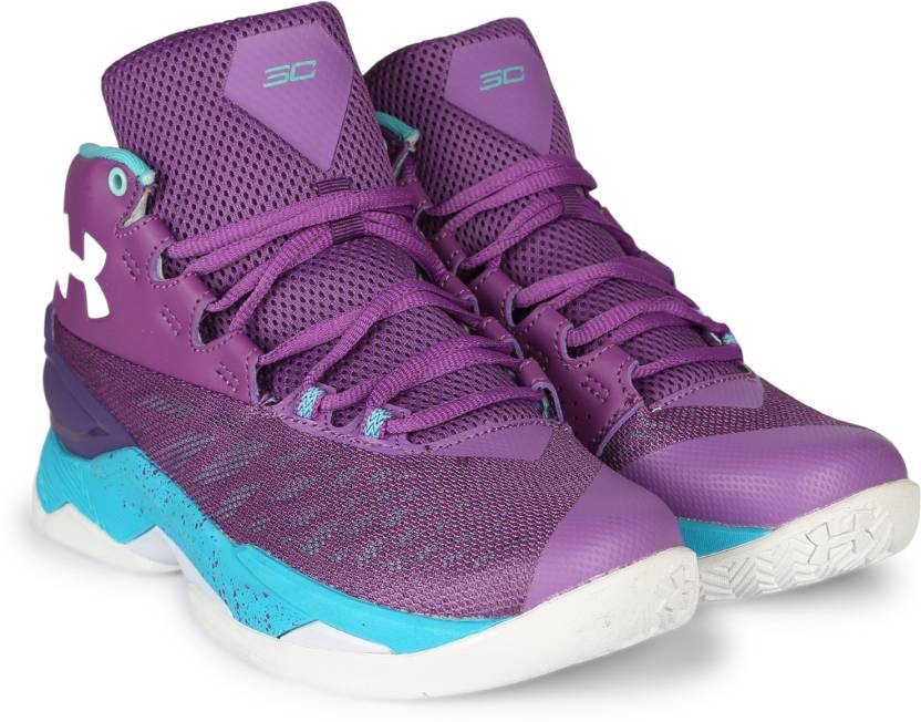 34f7aa6ca10b Under Armour UA CURRY 3.5 Basketball Shoes For Men - Buy PURPLE BLUE ...