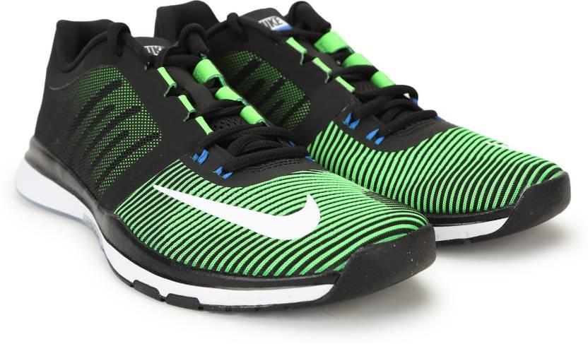 new style 3f8b6 2cda8 Nike ZOOM SPEED TR 2015 Training Shoes For Men (Green)