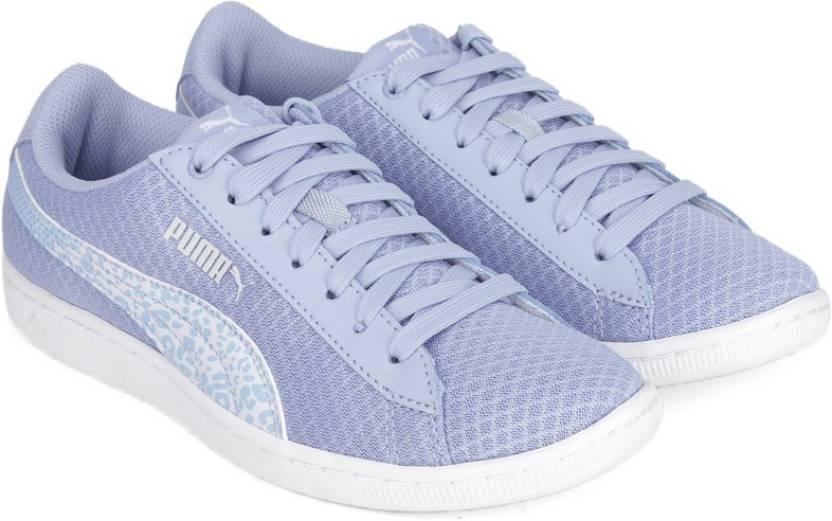 d725dacd3d Puma Puma Vikky Leopard Casual Shoes For Women - Buy LAVENDAR LUSTRE ...