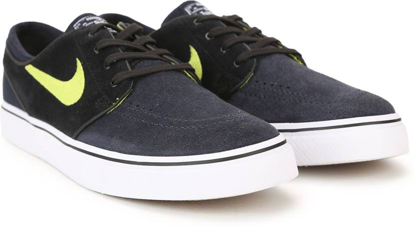 6762827b7648 Nike ZOOM STEFAN JANOSKI Sneakers For Men - Buy DARK OBSIDIAN CYBER ...