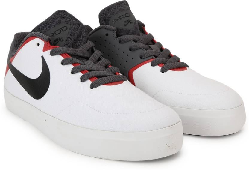 quality design 4c8c1 46a26 Nike SB PAUL RODRIGUEZ CTD LR CNVS Sneakers For Men - Buy White Dark ...