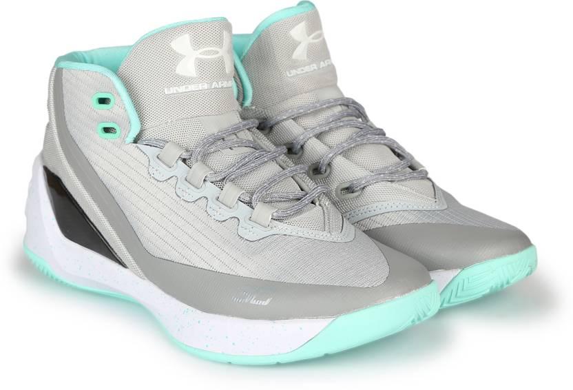 a2b0d9b7a3a6 Under Armour UA CURRY 3.0 Basketball Shoes For Men - Buy LIGHT GREY ...