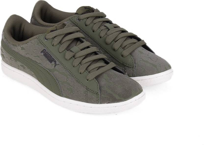 242dddf0671d Puma Puma Vikky VR Sneakers For Women - Buy Olive Night-Olive Night ...