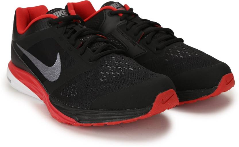 7fb1d86a136 Nike TRI FUSION RUN MSL Running Shoes For Men - Buy Black Cool Grey ...