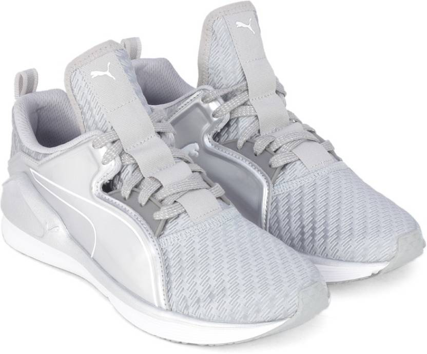Puma Fierce Lace Metallic Wn s Training   Gym Shoes For Women - Buy ... d1fac9560