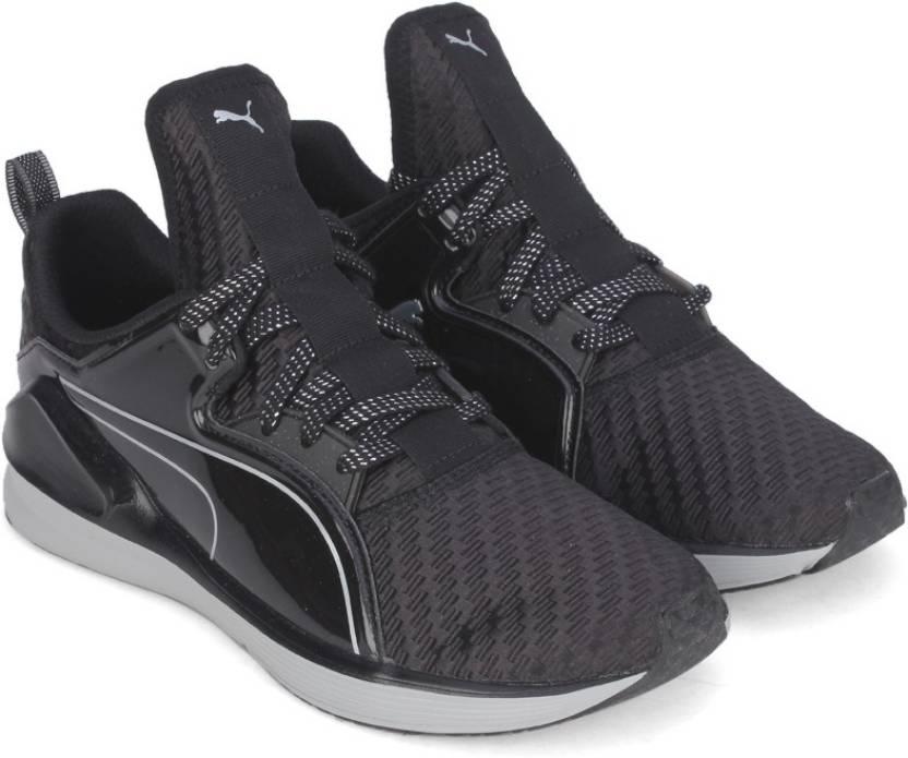 Puma Fierce Lace Metallic Wn s Training   Gym Shoes For Women - Buy ... d1fac9560