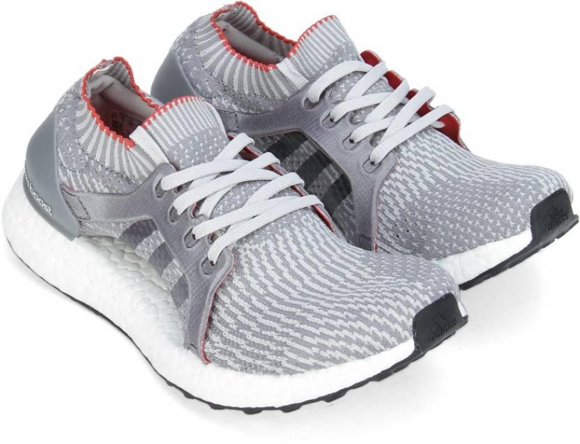 Adidas Ultraboost X Scarpe Da Corsa Per Le Donne Acquistano Grethr / Grethr