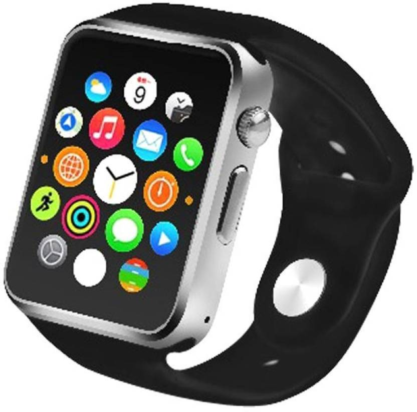 Onskart BT and Fitness Tracker support Nano SIM Card and 32GB TF Card With Whatsapp and Facebook & Twitter APP Compatible Smartwatch