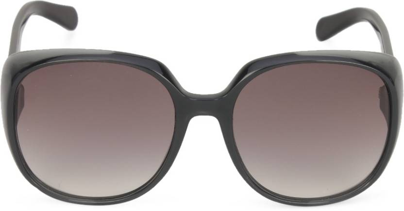 a034670a60c Buy Marc Jacobs Oval Sunglasses Grey For Women Online   Best Prices ...