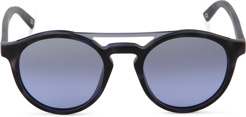 d7d766d17070 Buy Marc Jacobs Round Sunglasses Grey For Men & Women Online @ Best ...