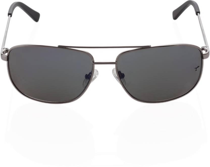 76e86cc610ad Buy Titan Rectangular Sunglasses For Men Online   Best Prices in India