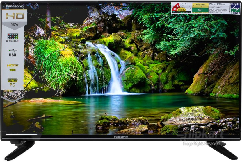 Gentil Panasonic 59.8cm (24 Inch) HD Ready LED TV