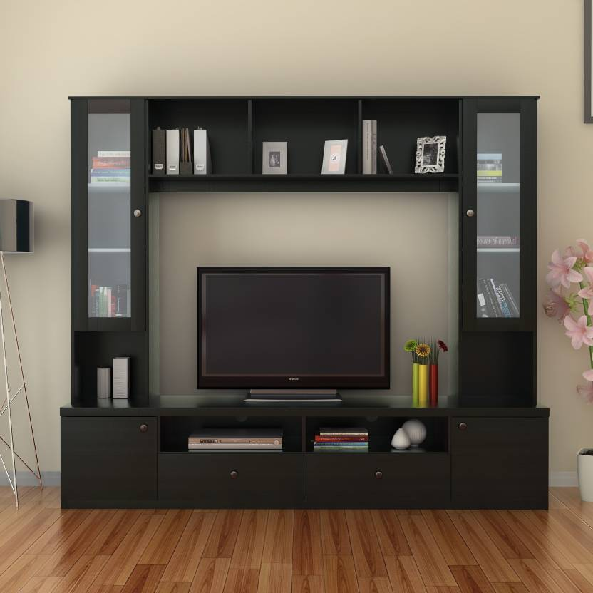 Hall Interior Design India: Perfect Homes By Flipkart Webster TV Entertainment Unit
