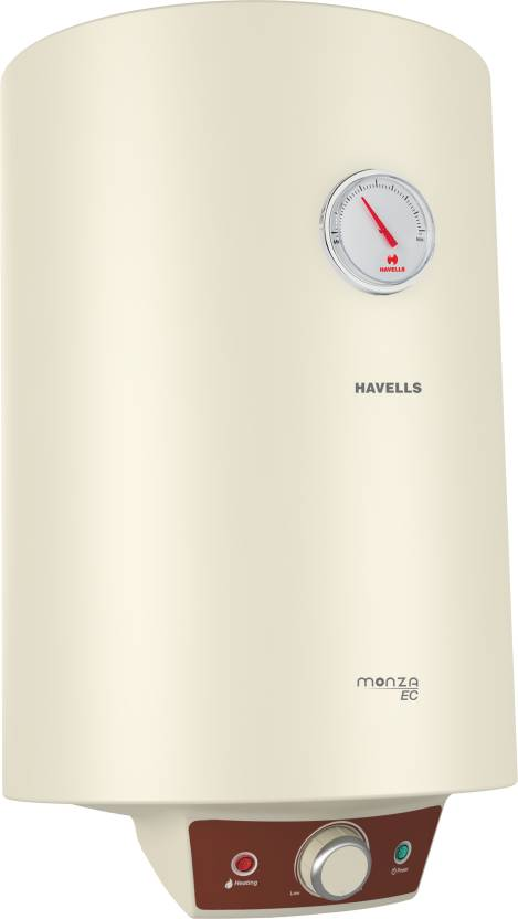 Havells 15 L Storage Water Geyser  (Ivory, Monza EC)-10% OFF