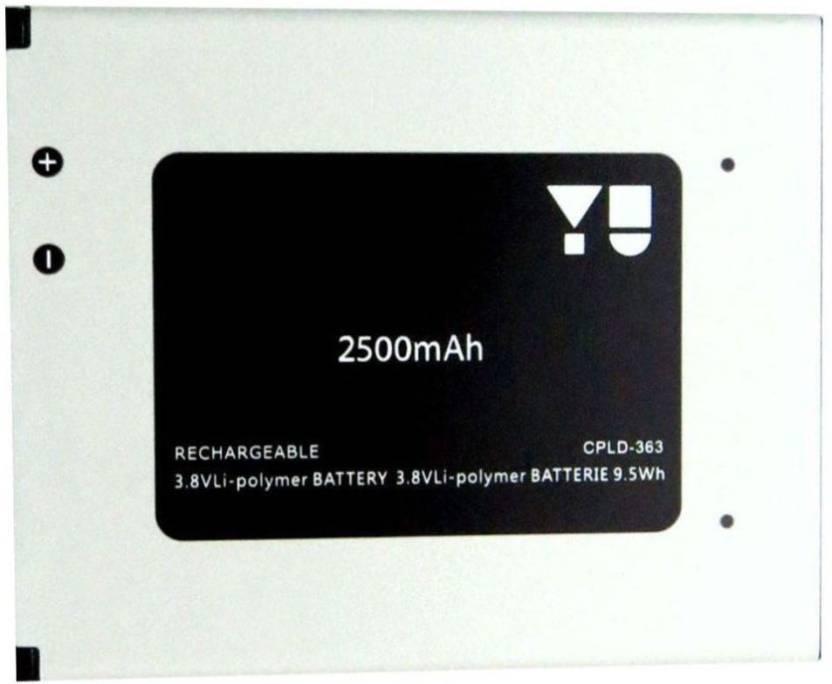 best service b0515 a077d Micromax Mobile Battery For Micromax Yureka YU5510