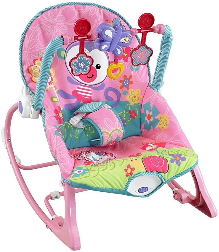 58326f0e3dd0 Zest 4 Toyz multifunctional vibration baby musical rocking chair ...