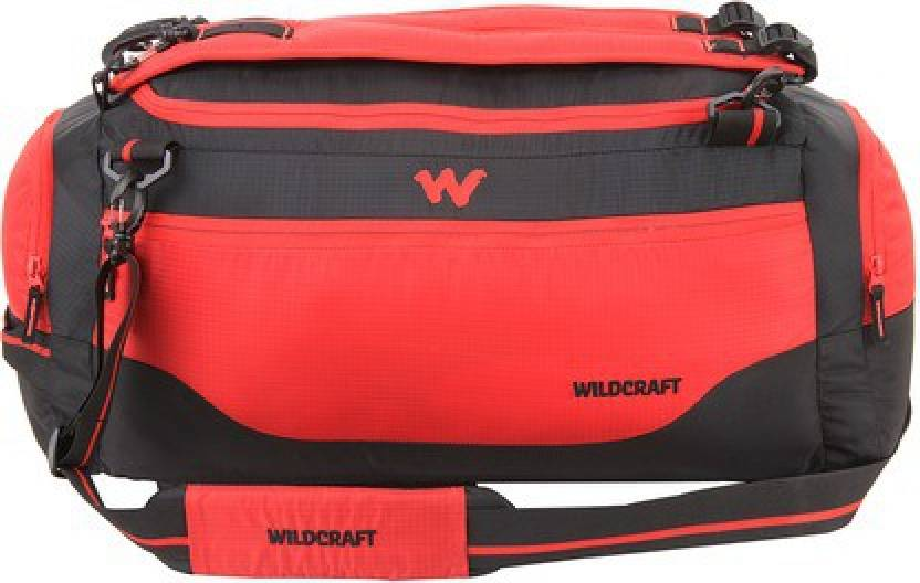 Wildcraft Venturer Travel Duffel Bag Red Rip - Price in India ... 784033daba33c