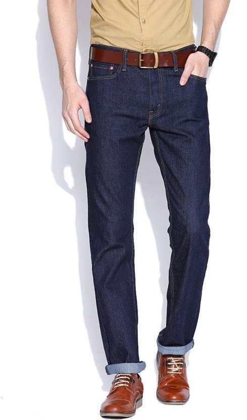 Levi's Regular Mens Blue Jeans