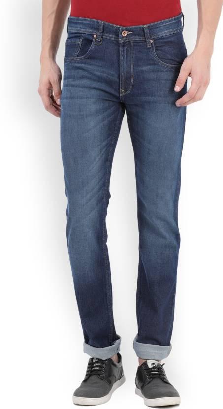 Peter England University Slim Mens Jeans