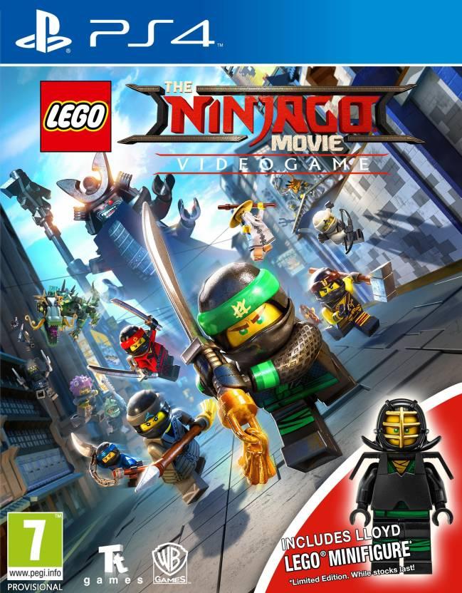Lego Ninjago: The Movie (Mini-Figure Edition) Price in India